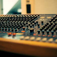 Mixing - TL Audio M4 24 Channel Tube Mixing Console