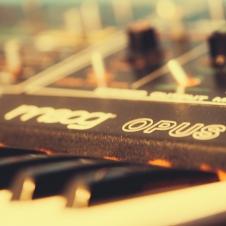 Vintage Synths - Moog Opus 3