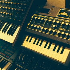 Vintage Synths - EDS Wasp